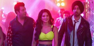 Diljit Dosanjh Dances It Out With Sunny Leone In 'Crazy Habibi Vs Decent Munda'
