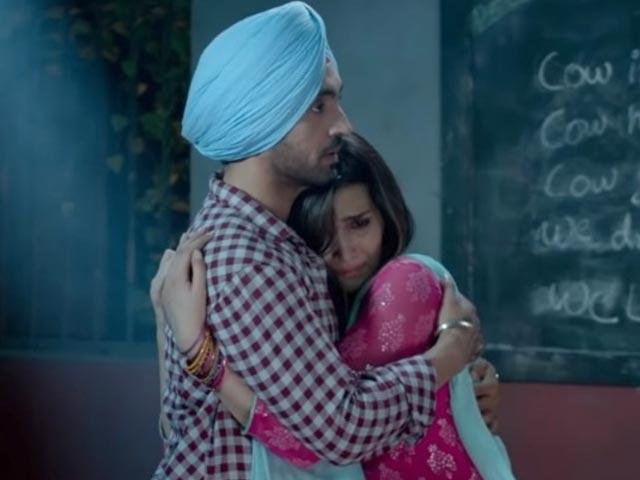 Diljit Dosanjh Sings From The Heart In Arjun Patiala's New Song 'Dil Todeya'