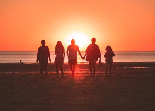 """What are we trading our family time with when we say, """"I can't go out with family, it requires a lot of time""""? Think about it!"""