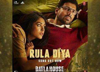 'Rula Diya' Song From Batla House Talks About Broken Relationships