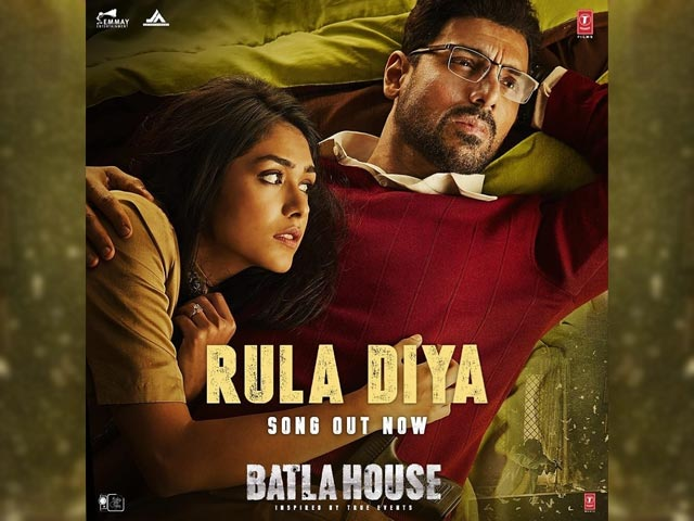 'Rula Diya' Song From Batla House Talks About Broken Relationships