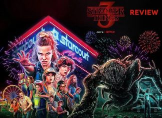 Stranger Things Season 3 Review : The Best In Three Seasons