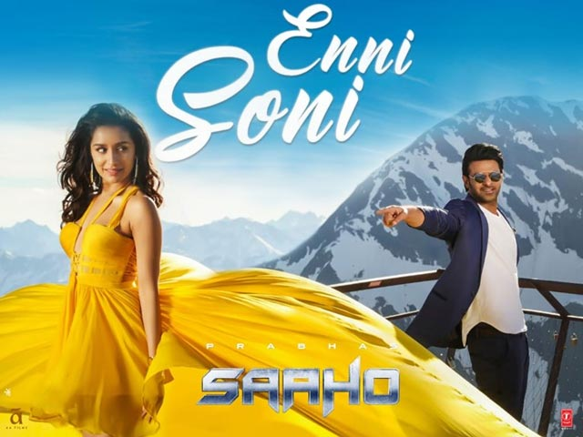 Saaho's New Song Is A Guru Randhawa Number Called 'Enni Soni'