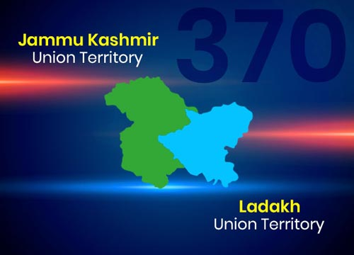 The residents of Jammu & Kashmir so far lived under a separate set of laws