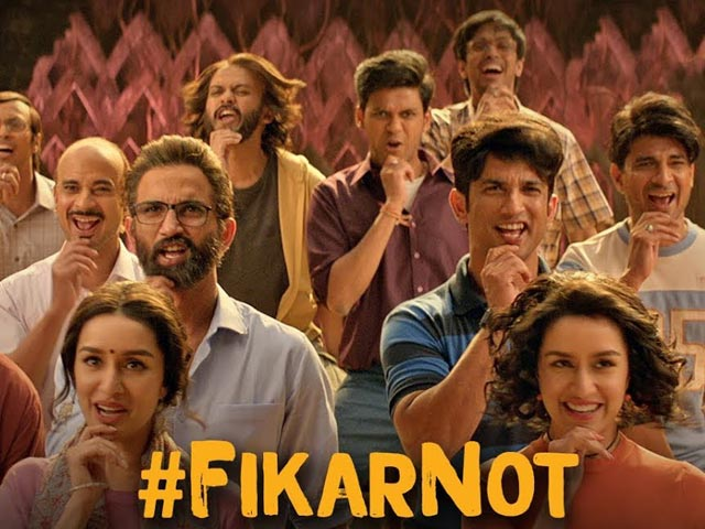 'Fikar Not' Song From Chhichhore Has The Film's Cast Meeting Their Future Selves