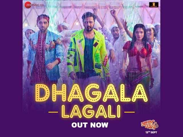 Marathi Song 'Dhagala Lagali' Gets Recreated For Dream Girl Soundtrack