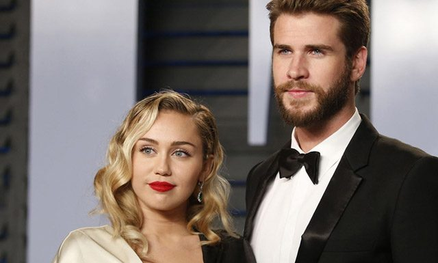 Miley Cyrus Confronts Her Split With Liam Hemsworth In Latest Single 'Slide Away'-640x480