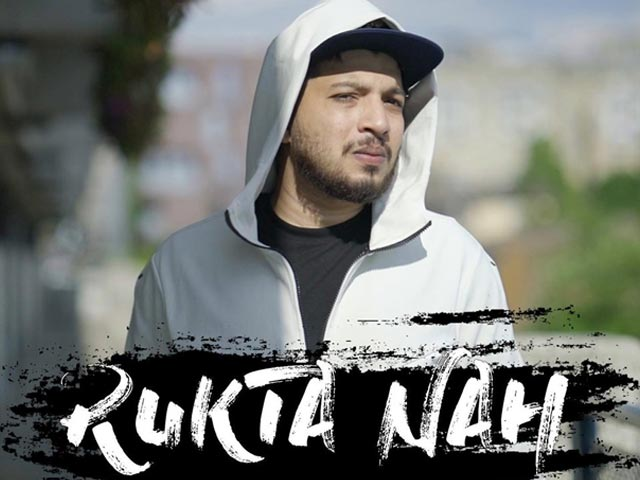 Naezy's New Song 'Rukta Nah' Is About Overcoming Obstacles