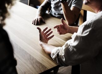 Why Political Discussions At Work Is Not A Great Idea!