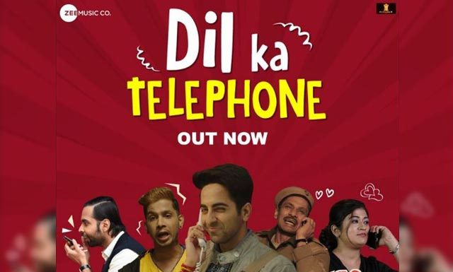 'Dil Ka Telephone' Song From Dream Girl Has Jonita Gandhi Singing For Ayushmann Khurrana