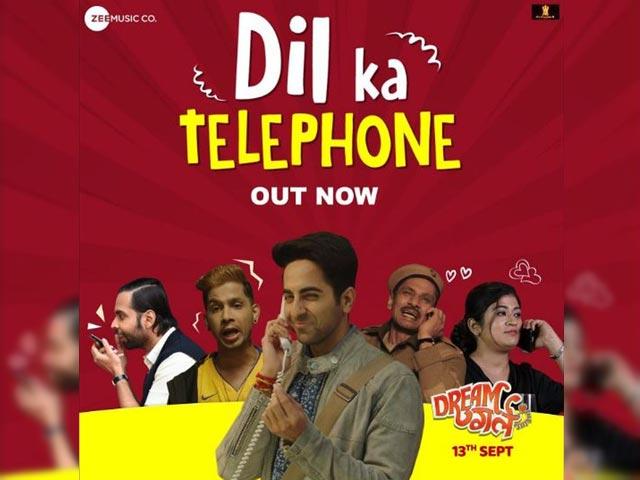 'Dil Ka Telephone' Song From Dream Girl Has Jonita Gandhi Singing For Ayushmann Khurrana