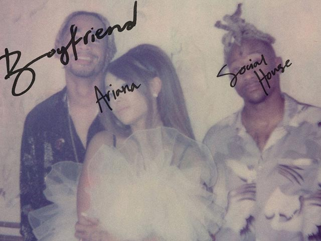Ariana Grande Throws Jealous Fits In New Music Video