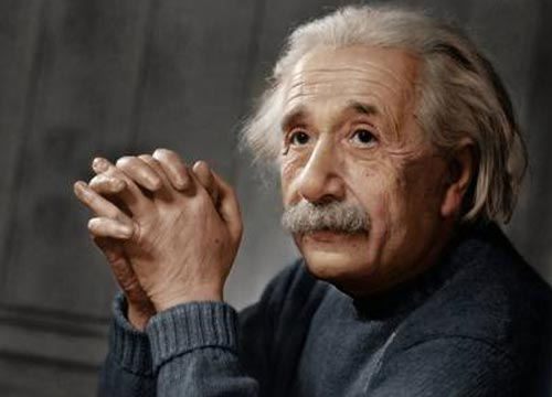 """""""The important thing is not to stop questioning. Curiosity has its own reason for existing."""" - Albert Einstein"""