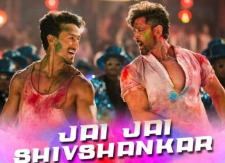 Watch Hrithik And Tiger Hit The Dance Floor In 'Jai Jai Shivshankar' Song From War