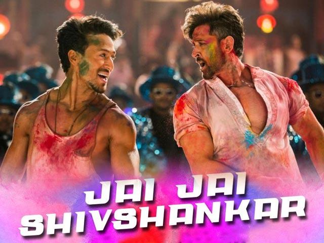 Watch Hrithik And Tiger Hit The Dance Floor In 'Jai Jai Shivshankar' Song From War