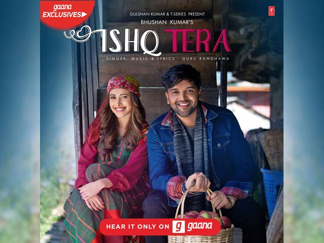 Watch Guru Randhawa's New Song 'Ishq Tera' Featuring Nushrat Bharucha