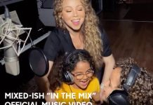 Mariah Carey Newest Track Is A Theme Song For Upcoming TV Show Mixed-ish