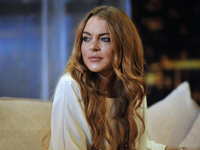 Lindsay Lohan's New Song About Anxiety Is Only Available On Instagram