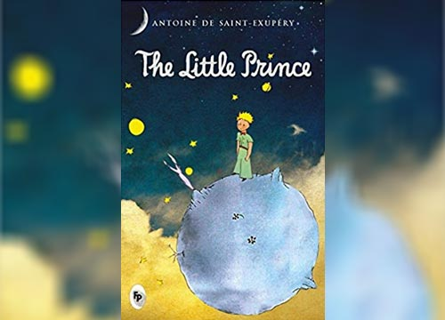 "The Little Prince will make you constantly hum the song ""Dil toh bachcha hai ji"" while you read him saying, ""All grown-ups were once children... but only few of them remember it."""