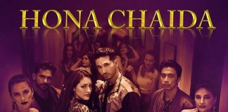 Arjun Kanungo Releases New Party Anthem 'Hona Chaida'