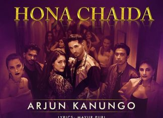 Arjun Kanungo Releases New Party Anthem 'Hona Chaida'