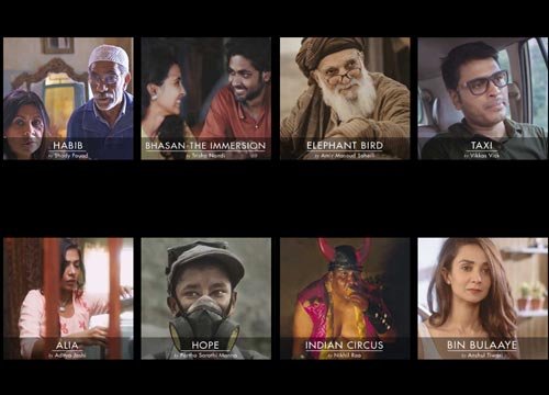 Some of the short films screened at MAMI 2019