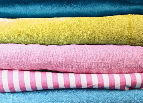 Guess, all your towels are up for a special Diwali wash!