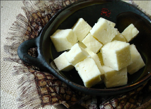 Paneer is a rich source of calcium; which is beneficial for children